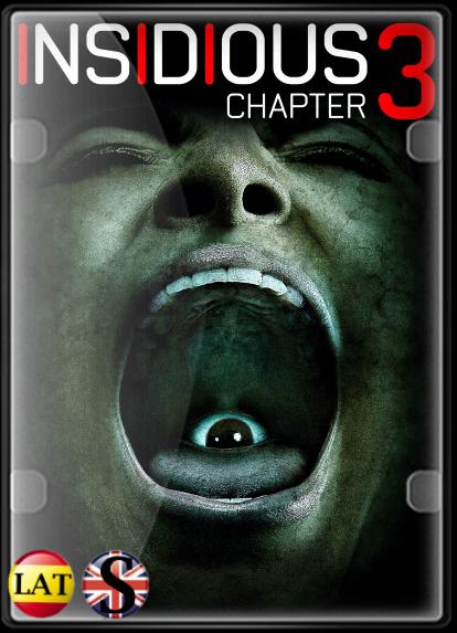 La Noche del Demonio: Capítulo 3 (2015) FULL HD 1080P LATINO/INGLES