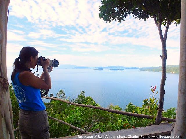 ecotourism in Raja Ampat