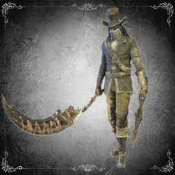 Old Hunter (Beasthunter Saif & Piercing Rifle)