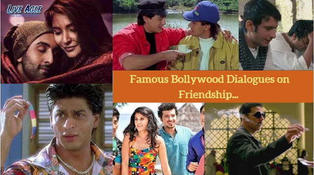 Top 10 Famous Bollywood Dialogues on Friendship