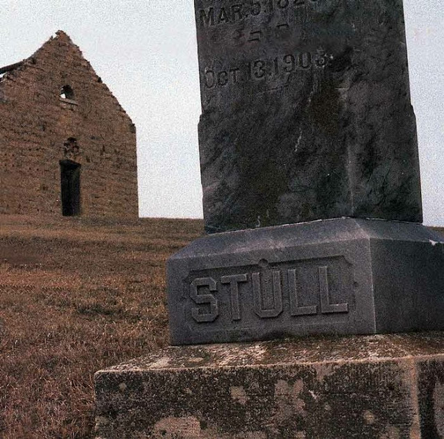 Cementerio de Stull, Kansas