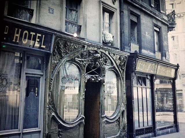 Brasserie au moulin 16 rue Blondel