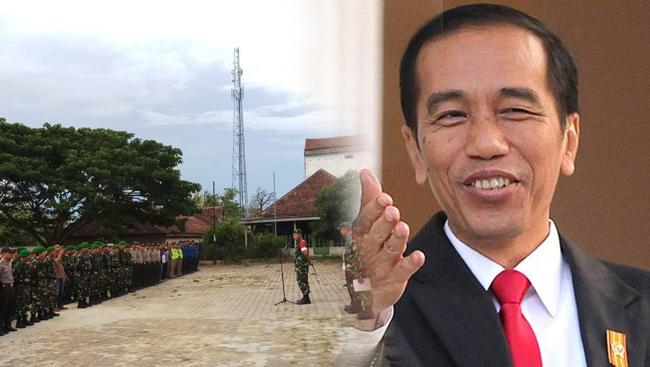 Hari Ini Presiden Jokowi Kunjungi Lampug, Diagendakan Pertemuan Dibeberapa Titik Daerah