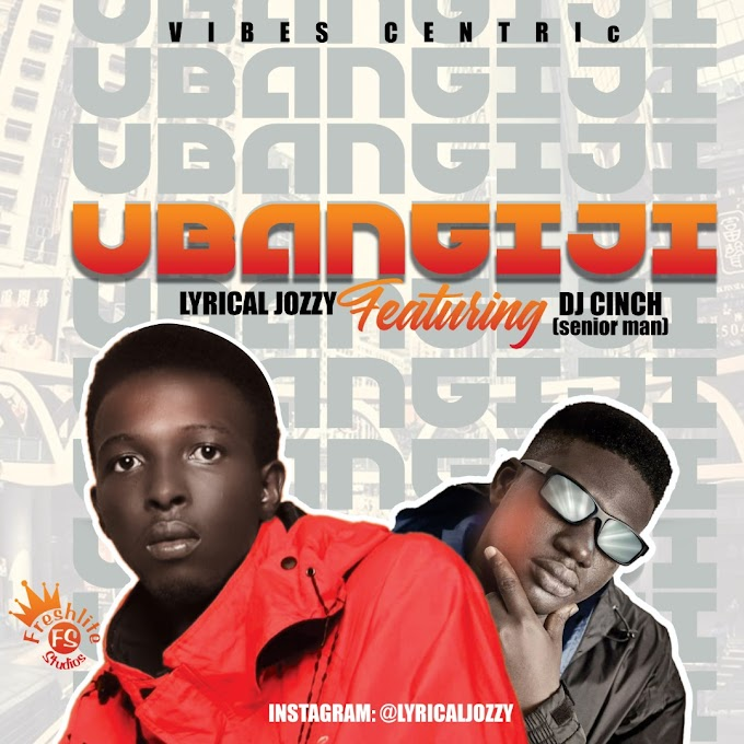 [Music] Lyrical Jozzy ft DJ Cinch - Ubangiji (prod. Dj Cinch) #Arewapublisize