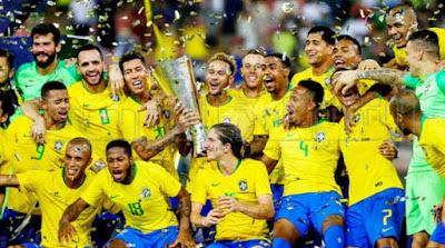 موعد مباراة البرازيل ونيجيريا 13-10-2019 والقنوات الناقلة