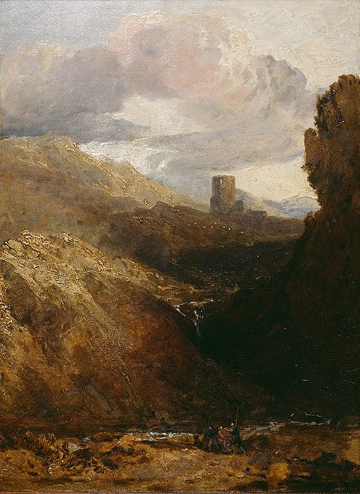 Turner Watercolor Paintings : turner, watercolor, paintings, Gurney, Journey:, Pigments, J.M.W., Turner