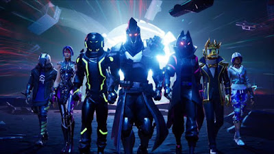 Fortnite 10 Season X: A nova temporada chegou