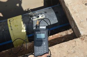 Flow meter Portable