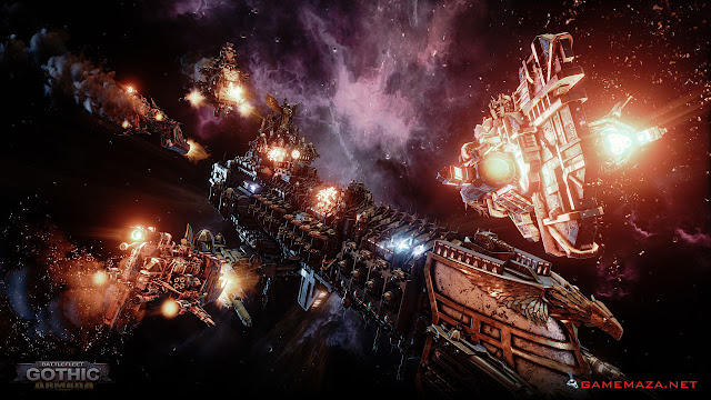 Battlefleet Gothic Armada Gameplay Screenshot 3