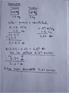 Problema con decimales.