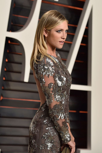 Brittany Snow Best Red carpet Dresses 2016 Vanity Fair Oscar Party