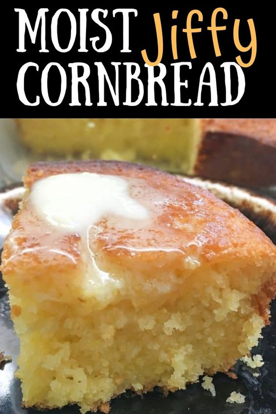 Jiffy Cornbread More Moist