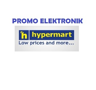 hypermart promo elektronik