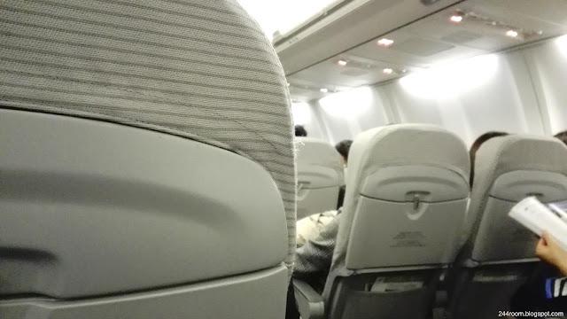 JAL737-800レカロ座席1 RECARO-Seat