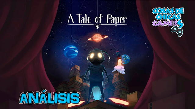 Análisis A Tale Of Paper PS4