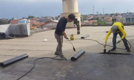 Kelebihan Waterproofing Membrane Bakar