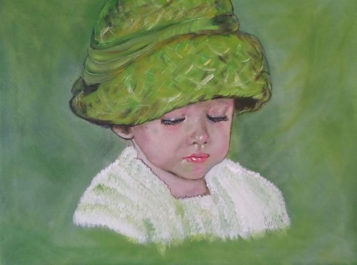 Австралийский художник. Julie Hollis