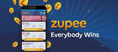 play and earn money with Zupee Gold