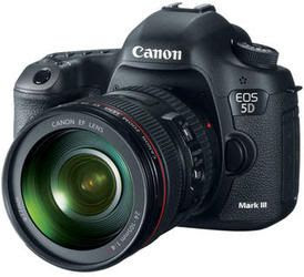My Canon 5D Mark III