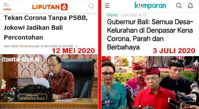 Hati-hati Kalau Dipuji Jokowi, Bisa Terjadi Sebaliknya...