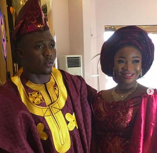 See photos from MC Oluomo's daughter's Nikkai