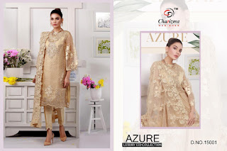 Charizma Azure luxury Eid collection pakistani suits wholesaler