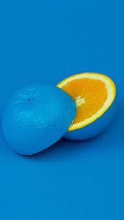 Orange Mobile HD Wallpaper