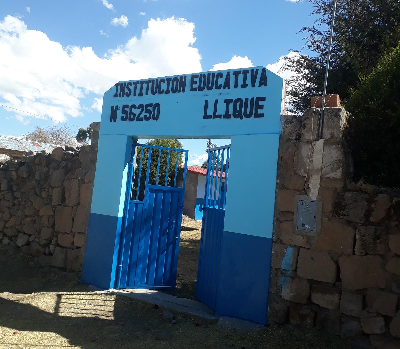 Escuela 56250 - Llique