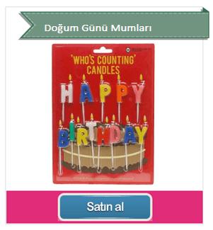 ilginç doğum günü ürünleri