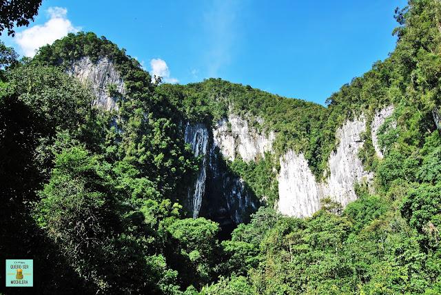 Parque Nacional del Gunung Mulu, Malasia