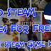 How To Get Free Steam Keys Legally - Paid Steam Games For Free.