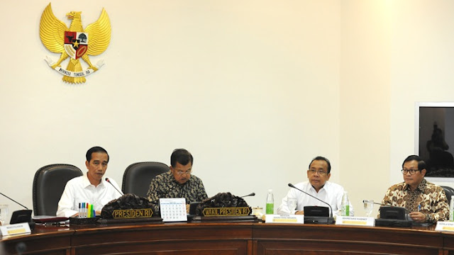 Jokowi Belum Dengar Keluhan Panglima TNI Soal Kewengannya yang Berkurang