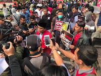 HAM Indonesia Mengutuk Aksi Premanisme Oknum KPK kepada Massa Aksi