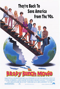 The Brady Bunch Movie Poster