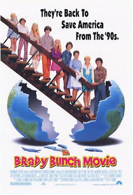 The Brady Bunch Movie Poster