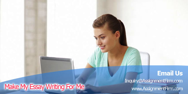 Make My Essay Better – Making the college application essay less daunthing, one word at a time.
