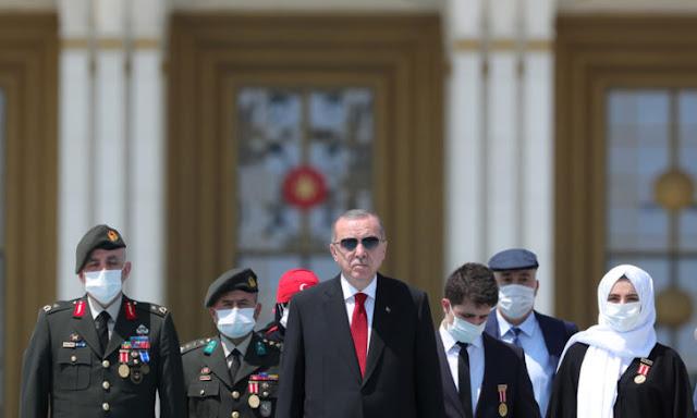 Atas keputusan Erdogan: Turki lunasi hutang Somalia untuk IMF - Turkinesia