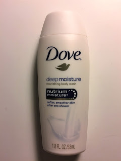 Dove Deep Moisture Nourishing Body Wash Nutirum