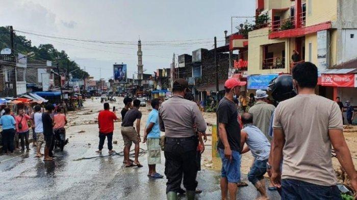 Banjir bandang parapat