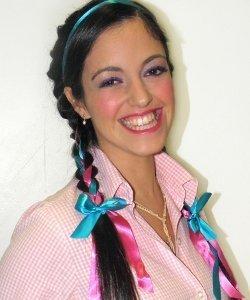 Penteados de Festas juninas para mulheres - Dicas - Fotos - modelos