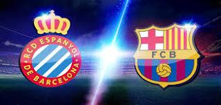 اون لاين مشاهدة مباراة برشلونة واسبانيول بث مباشر 4-2-2018 الدوري الاسباني اليوم بدون تقطيع