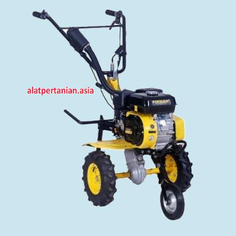 Mesin Traktor Mini dilengkapi tiller