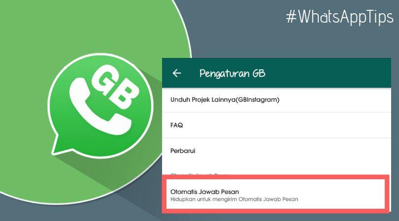 Cara membuat balasan pesan otomatis di whatsapp tanpa aplikasi tambahan 2