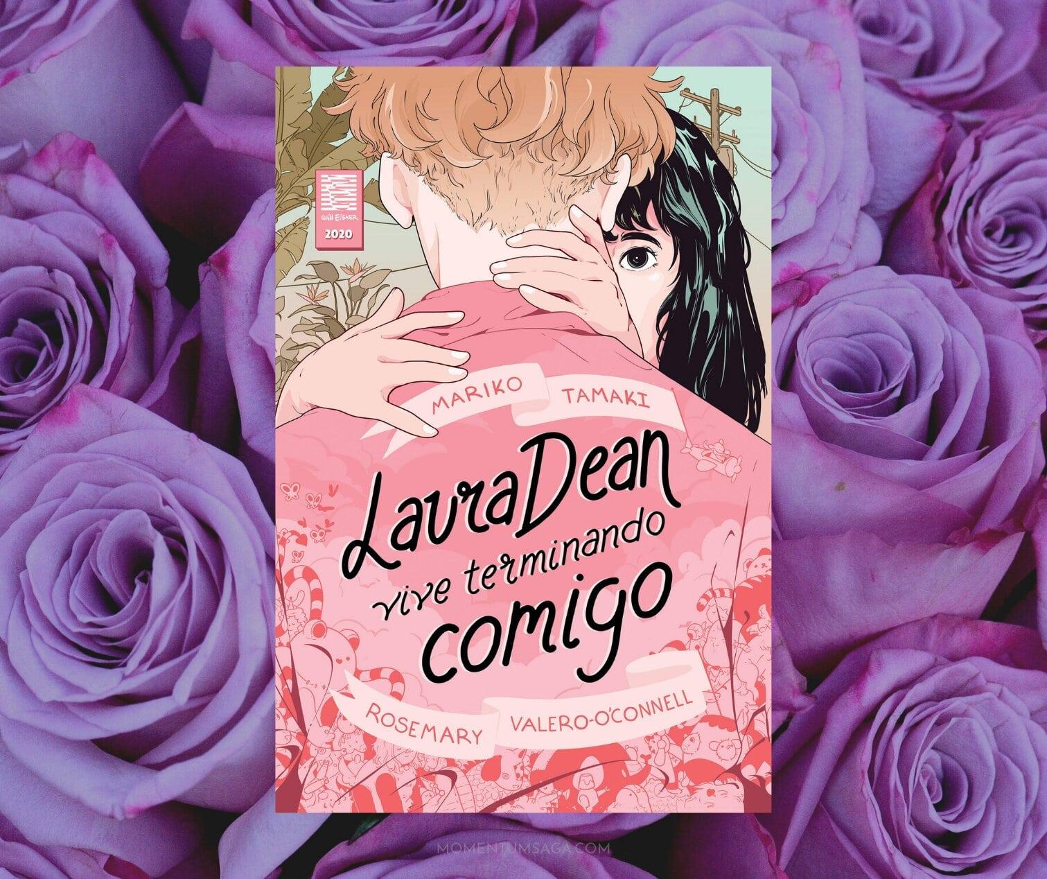 Resenha: Laura Dean Vive Terminando Comigo, de Mariko Tamaki e Rosemary Valero-O'Connell