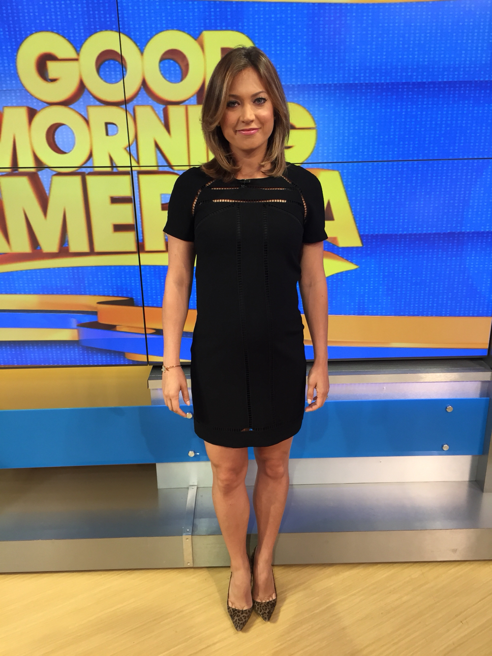 Ginger Zee Hot Pics with regard to the toe cleavage blog: z is for ginger zee