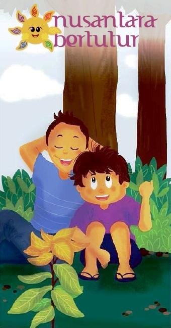Menanam Pohon Puspa Cerita Anak Dan Dongeng Bocah Kliping Sastra