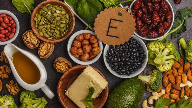 Makanan yang Mengandung Vitamin E Tinggi