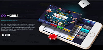 IDN Poker juga menciptakan program aplikasinya untuk seluruh pemain di Asia Tenggara. Kemampuannya untuk menggunakan rancangan program Html5 dalam permainan Tournament Poker, Omaha Poker, Super10 versi mobile Android, IOS, Windows memudahkan untuk bermain.