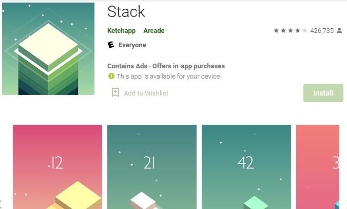 game Android ringan RAM kecil