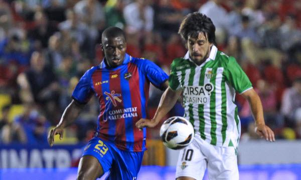 Levante vs Real Betis